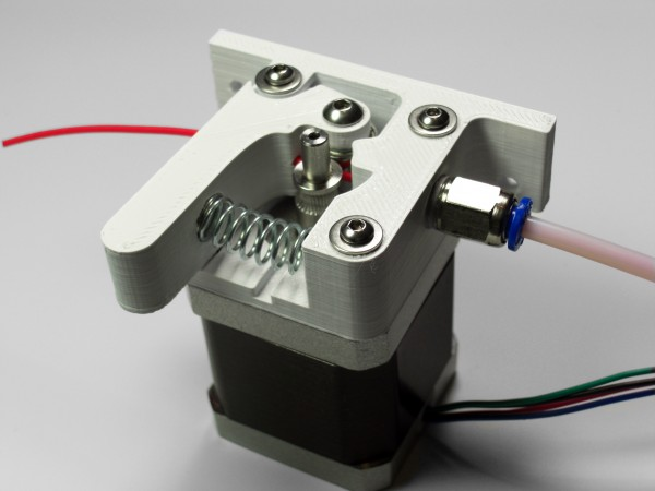 bernis simple FLEXAR extruder motor