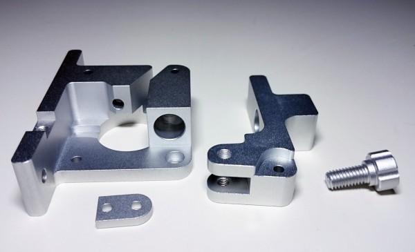 Magnetic ALU FLEXAR Extruder cnc Parts V2