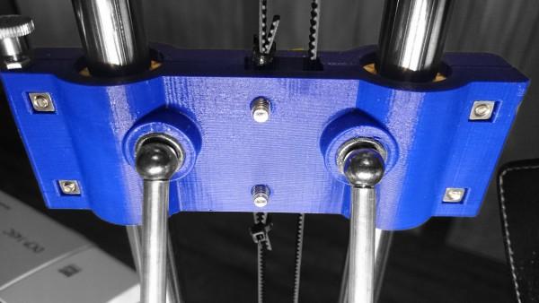 Magnetic Delta Rods Delta Carriage Delta Effector für Delta Printer 3d Delta Drucker