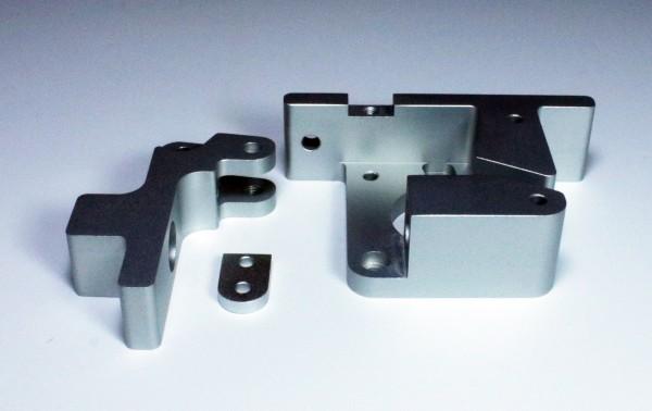 Magnetic ALU FLEXAR Extruder cnc Parts