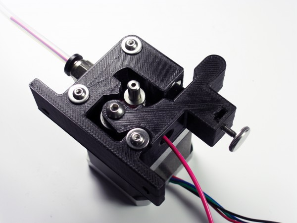 Bernis magnetic bowden extruder