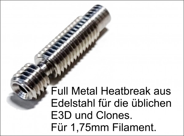 Heatbreak full Metal