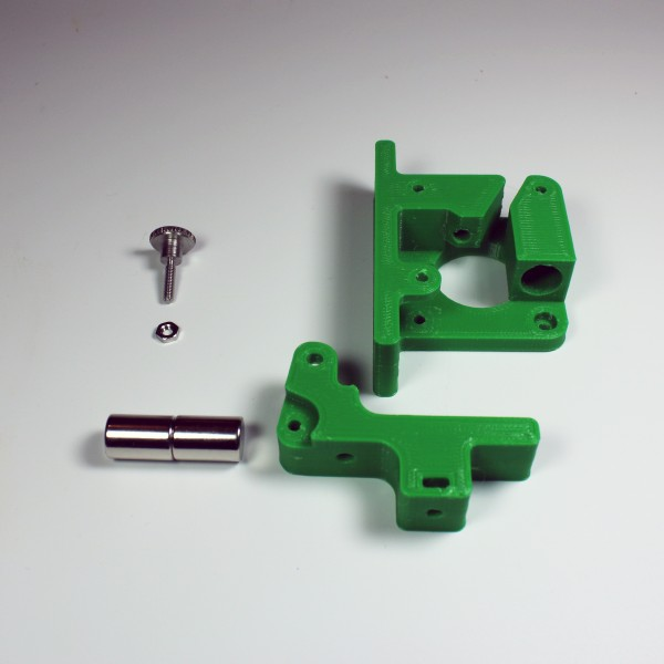 UPDATE Bernis Magnetic FLEXAR Extruder
